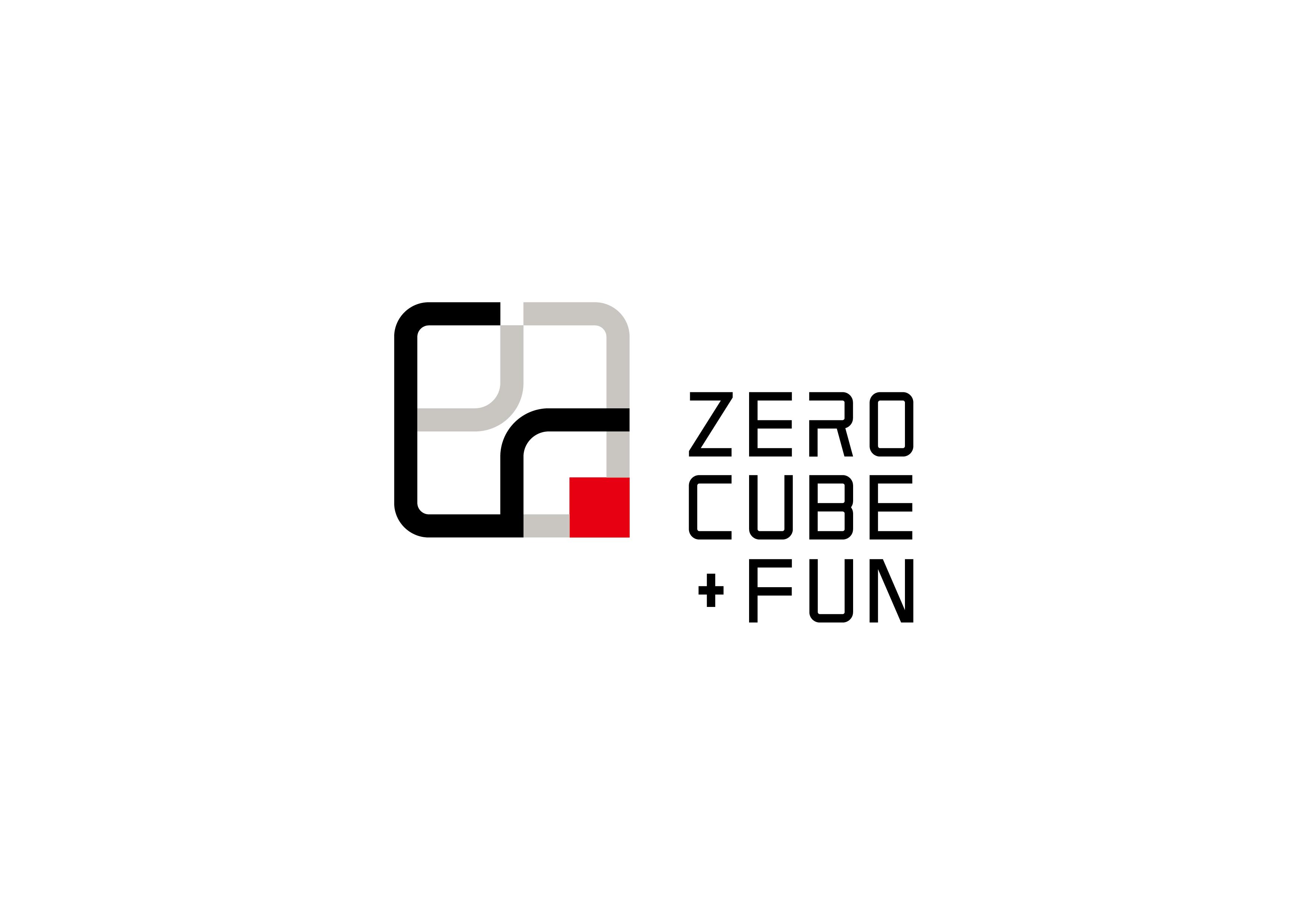 BETSUDAI ZERO CUBE + FUN ロゴ