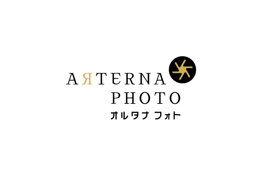 ARTERNA PHOTO ロゴ