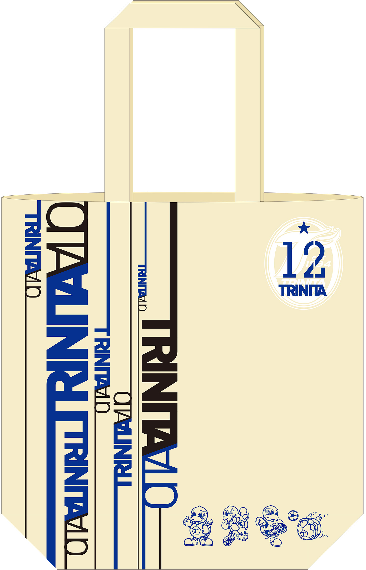 OITA TRINIITA 2011グッズ トートバッグ