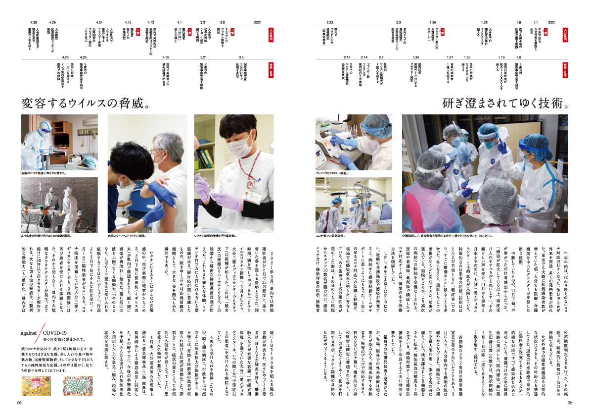 三愛会 広報誌 SAN-Ai vol.21